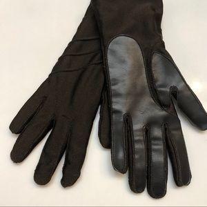Brown Isotoner Gloves